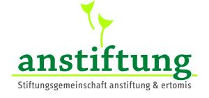 Logo AnstiftungStiftungsgemeinschaft anstiftung & ertomis