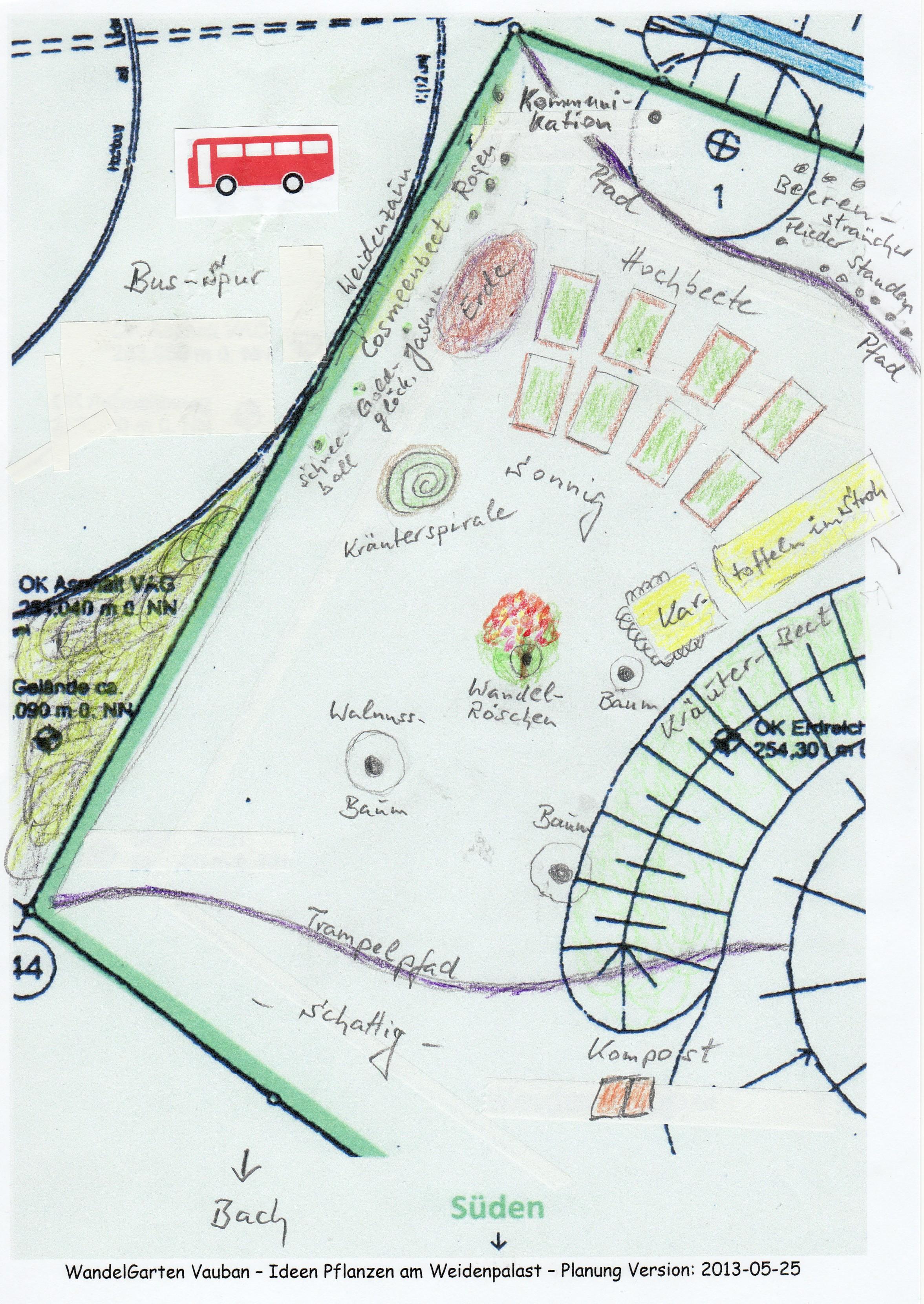 Wandelgarten Plan Stand 2013-05-25