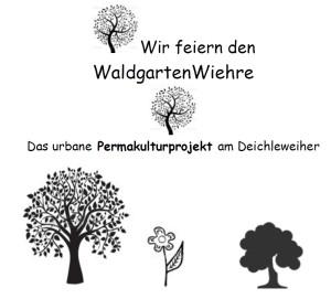 Waldgarten Wiehre Gartenfest 2015