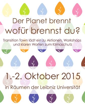 Klima-UnKonferenz Hannover 2015