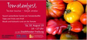 Tomatenfest @ Vorplatz Stadttheater